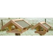 Ferienhaus mit Bitumendach
